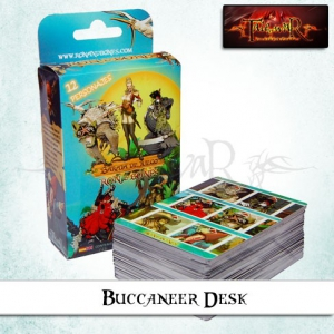 Колода карт (Buccaneer´s Deck) (миниатюра Tale Of War)